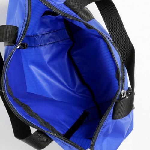 Drifter|飛行旅人跳傘布小托特包 (晴空藍)