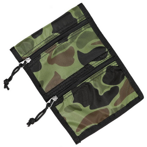 Drifter|長背帶防潑水隨身小包 (迷彩)