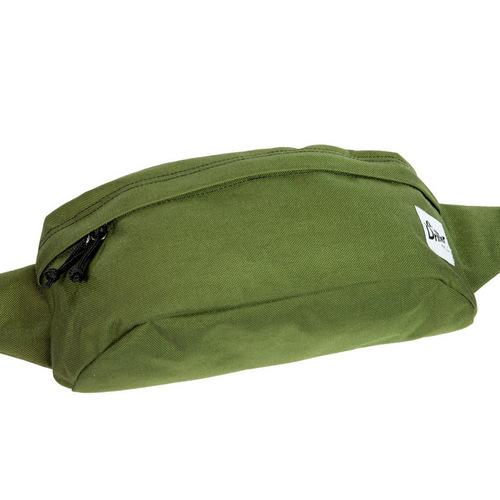 Drifter 防水抗撕裂中型兩用單肩包 (橄欖綠)