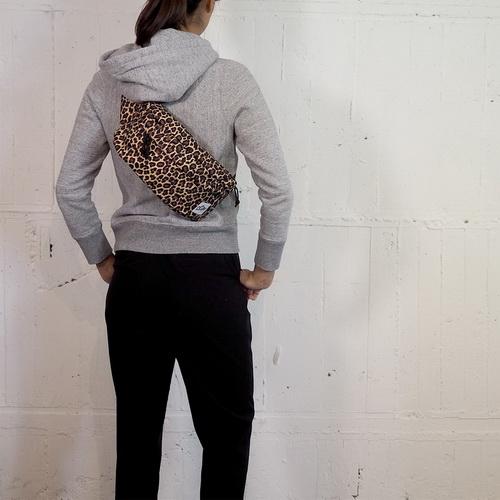 Drifter|防水抗撕裂中型兩用單肩包 (豹紋)