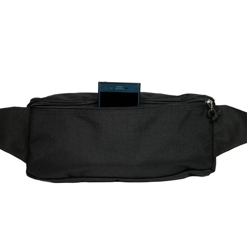 Drifter|防水抗撕裂加大兩用單肩包 (純然黑)