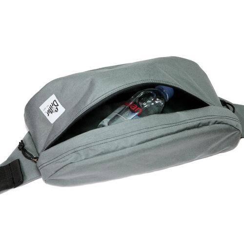Drifter|防水抗撕裂加大兩用單肩包 (沉穩灰)