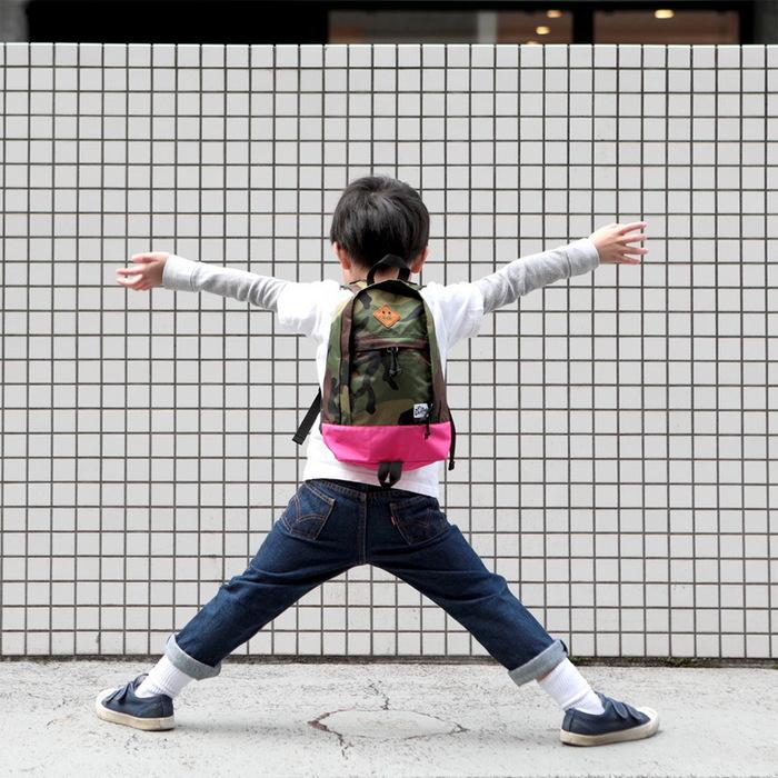 (複製)Drifter|兒童後背包 (熱情紅+海軍藍)