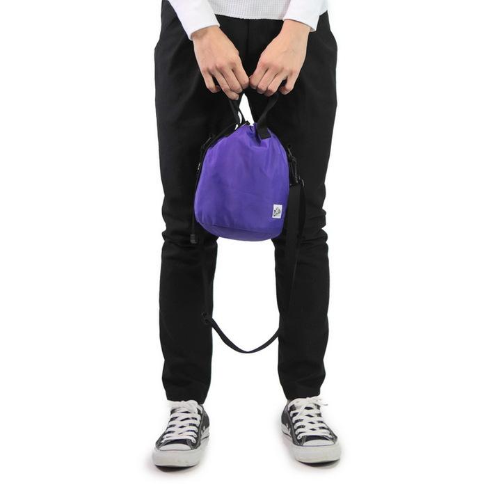 Drifter|輕巧抽繩水桶包 (紫水晶)