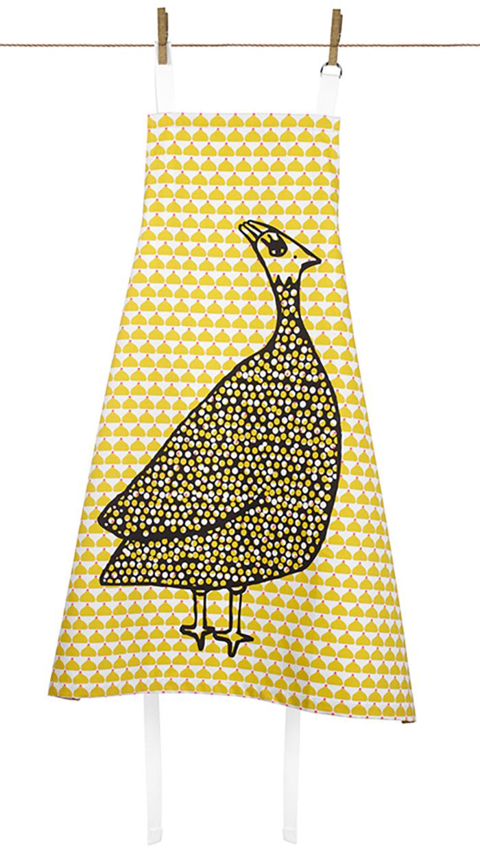 (複製)廚房的美好時光圍裙 Jouy rouge cocotte