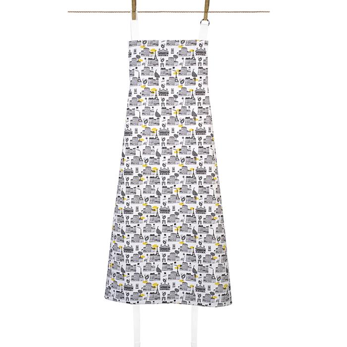 廚房的美好時光圍裙 Vichy Rose Coquito