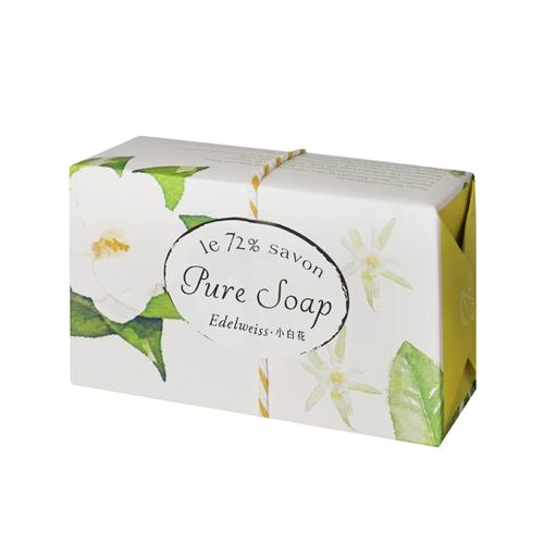 雪文洋行|美好生活-純粹香皂系列-小白花Edelweiss