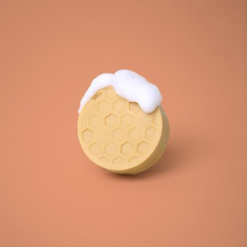 雪文洋行|茶皂系列 - 甜蜜小宇宙(蜂蜜)