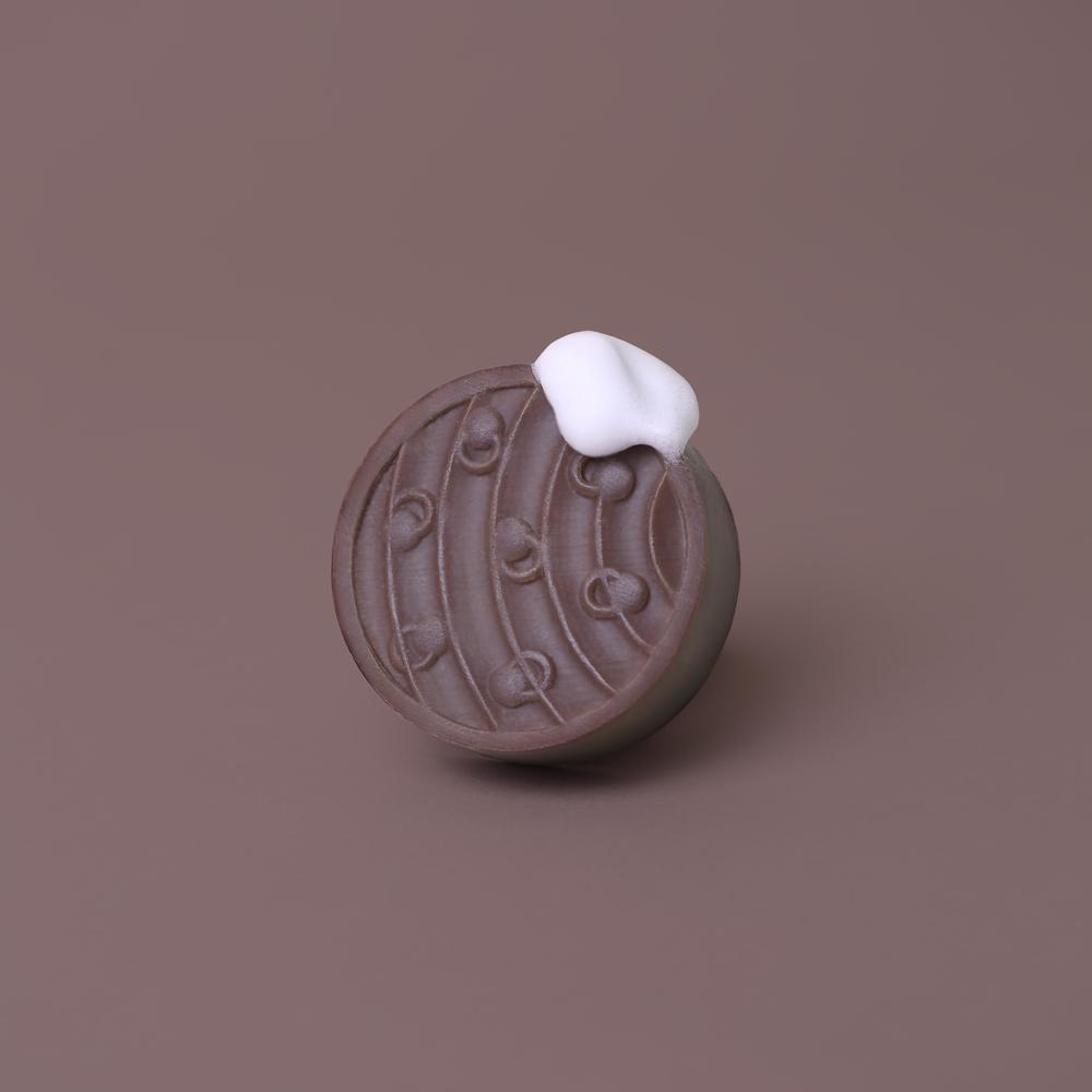 雪文洋行|茶皂系列 - 15歲的QQ珍寶(珍珠)