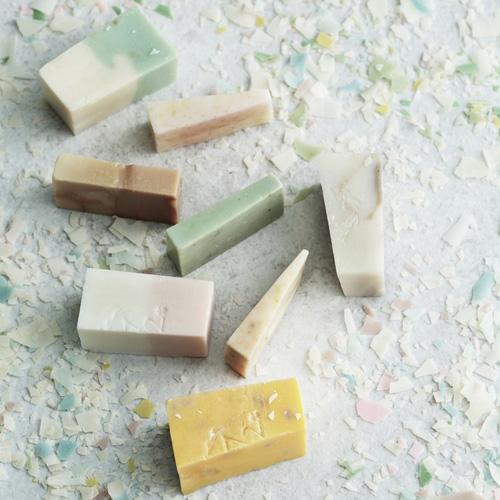 雪文洋行|豐郁玫瑰磨砂專用皂