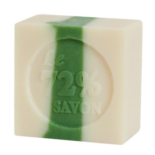 雪文洋行|嵐山綠竹72%馬賽皂-(新綠鮮竹)