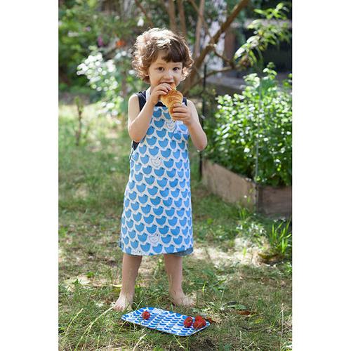 法國 La Cocotte Paris|廚房的美好時光 孩童圍裙 La Seine