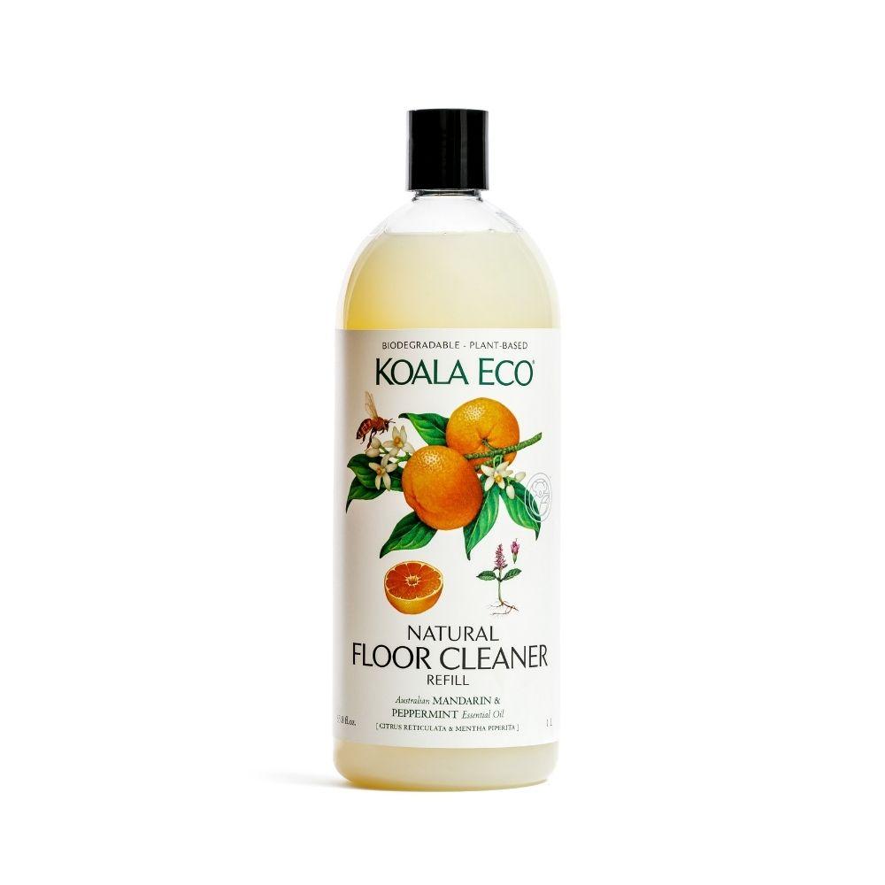 澳洲科菈Koala Eco 純淨地板清潔劑 補充瓶1000ml