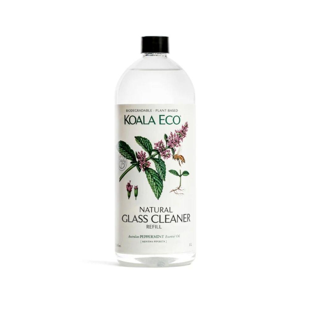 澳洲科菈Koala Eco|閃亮玻璃清潔劑 補充瓶1000ml