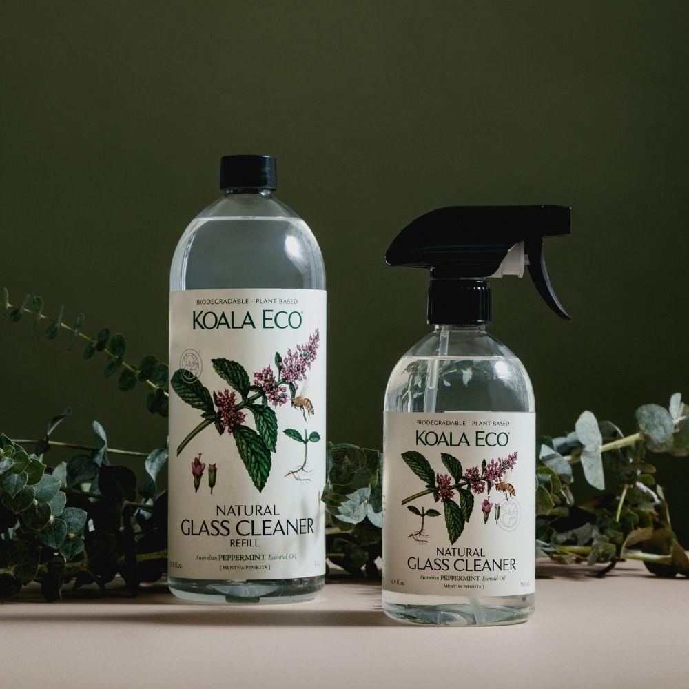 澳洲科菈Koala Eco|閃亮玻璃清潔劑500ml 二入組