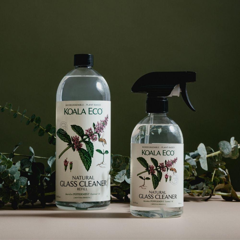 澳洲科菈Koala Eco 閃亮玻璃清潔劑實惠組