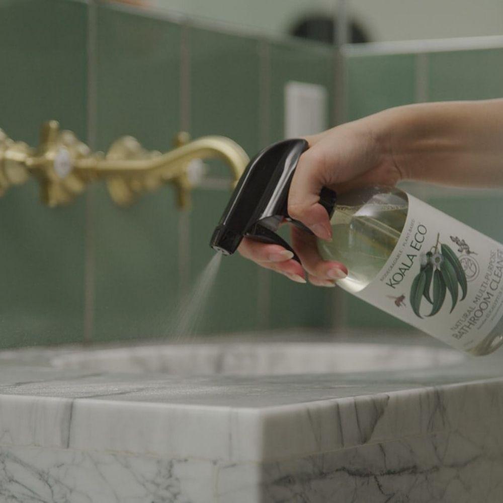 澳洲科菈Koala Eco|超閃亮浴室清潔組