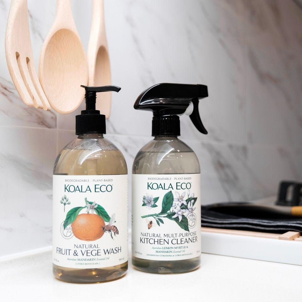 澳洲科菈Koala Eco|廚房萬用清潔劑實惠組