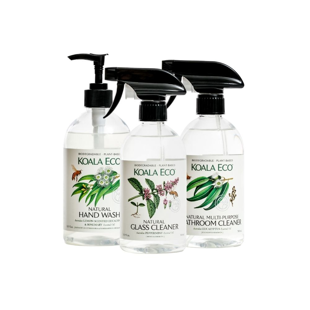 澳洲科菈Koala Eco|美麗淨家洗浴清潔組