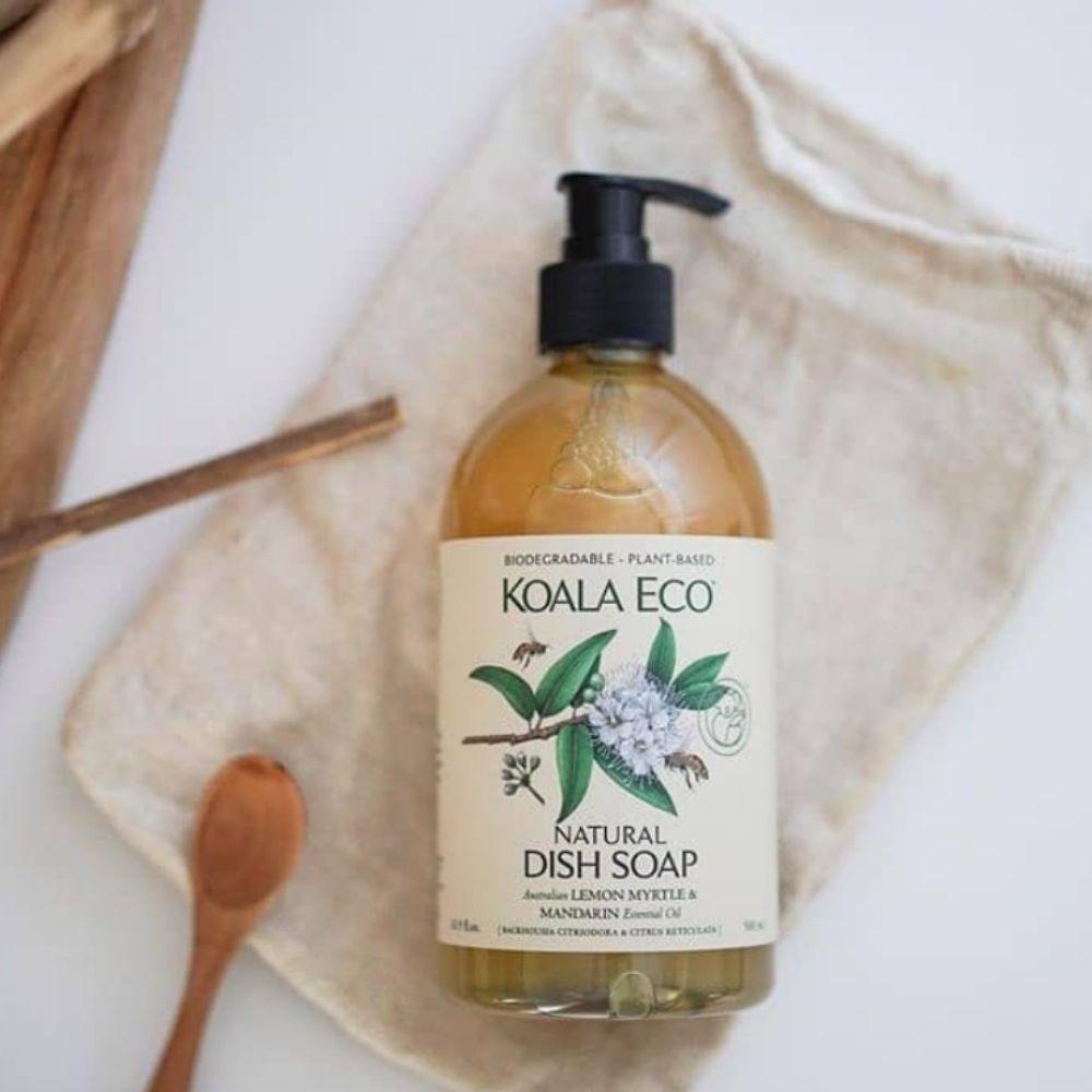 澳洲科菈Koala Eco|最完美廚房清潔組
