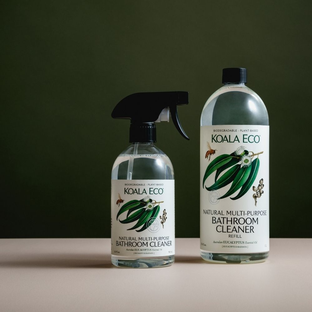 澳洲科菈Koala Eco|高雅浴室清潔劑500ml 六入組