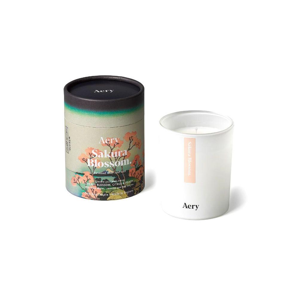 英國Aery|櫻花200ml香氛蠟燭