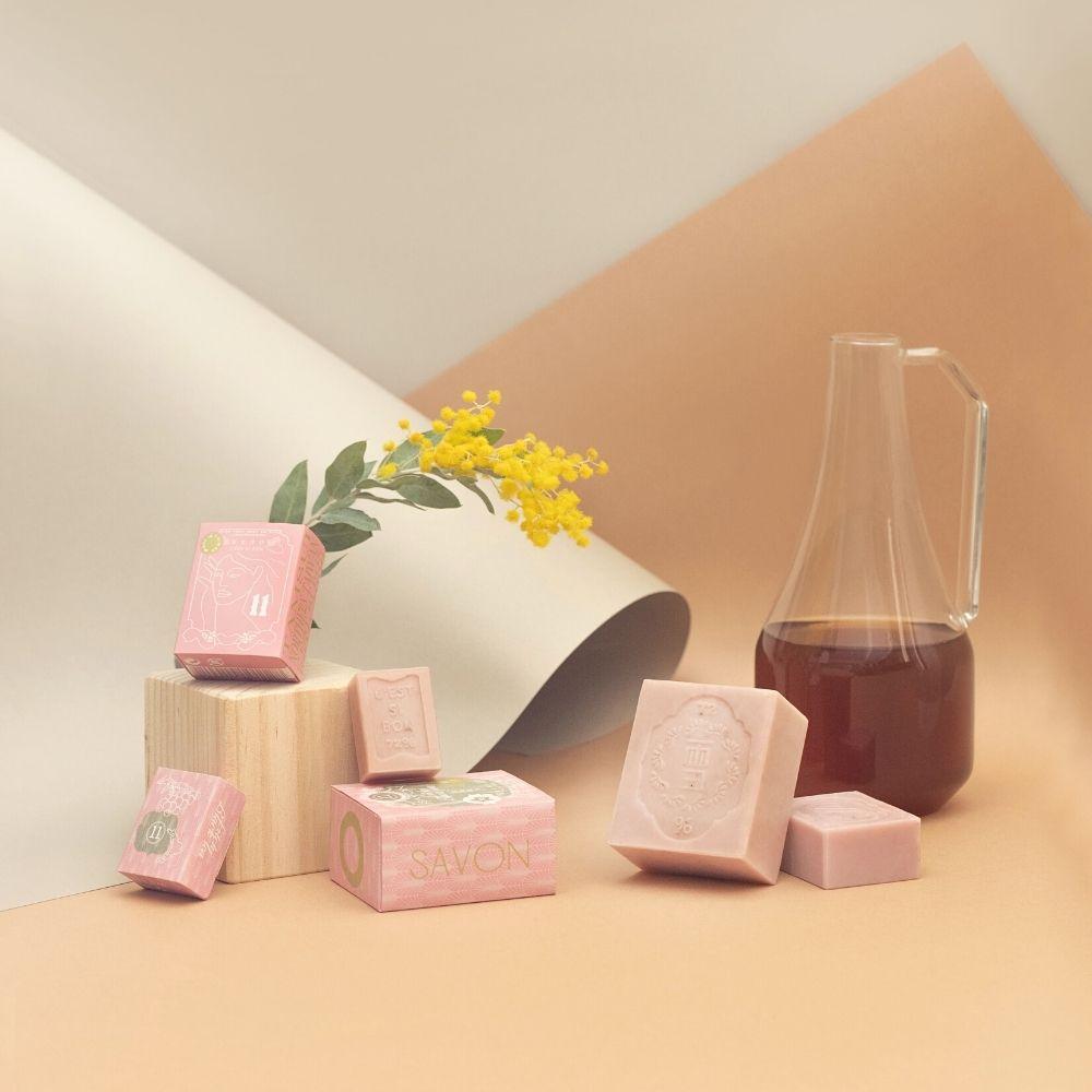 雪文洋行 潤澤香氛皂 No.011 荔枝紅茶 (L)