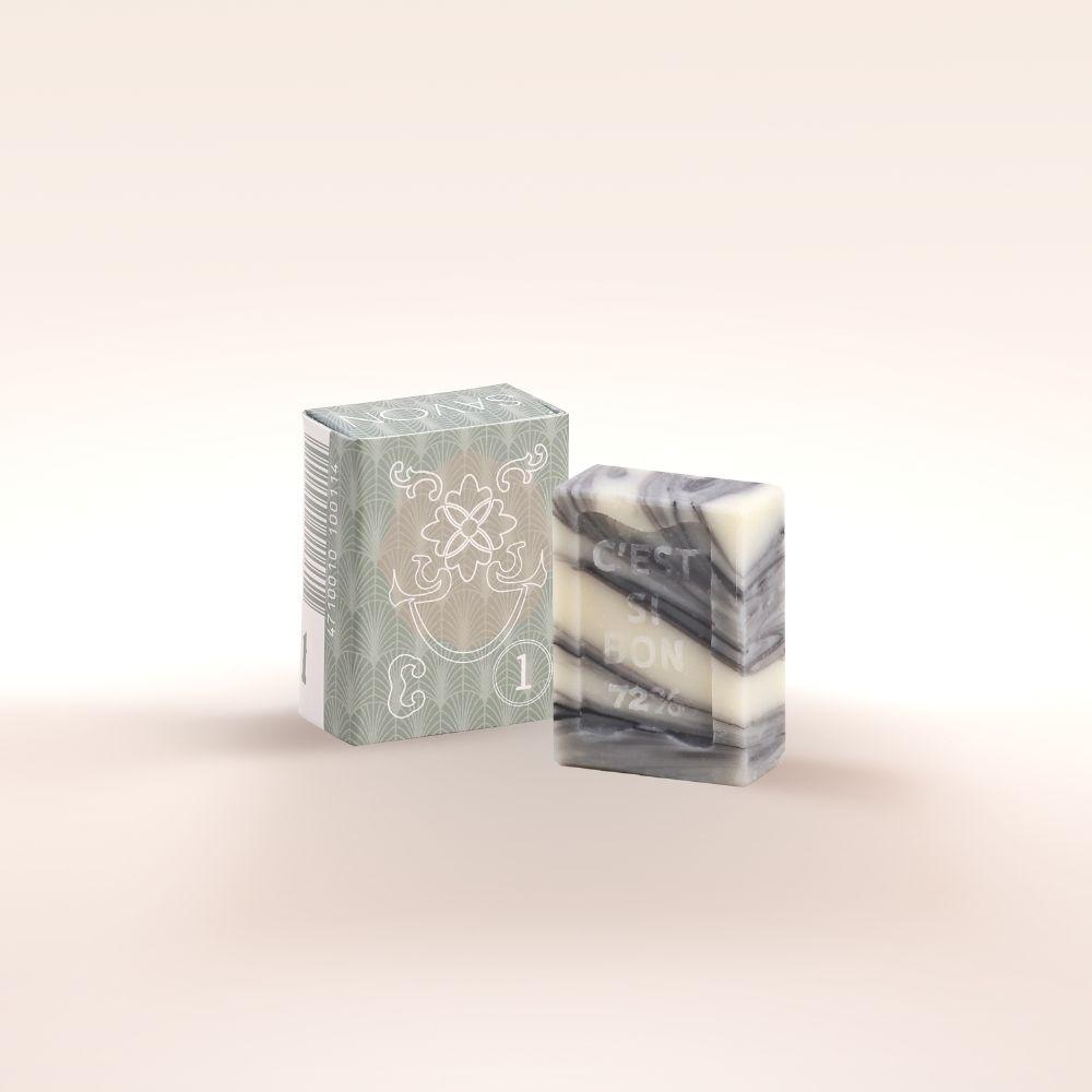 雪文洋行 潤澤香氛皂 No.001 東方岩蘭草 (S)