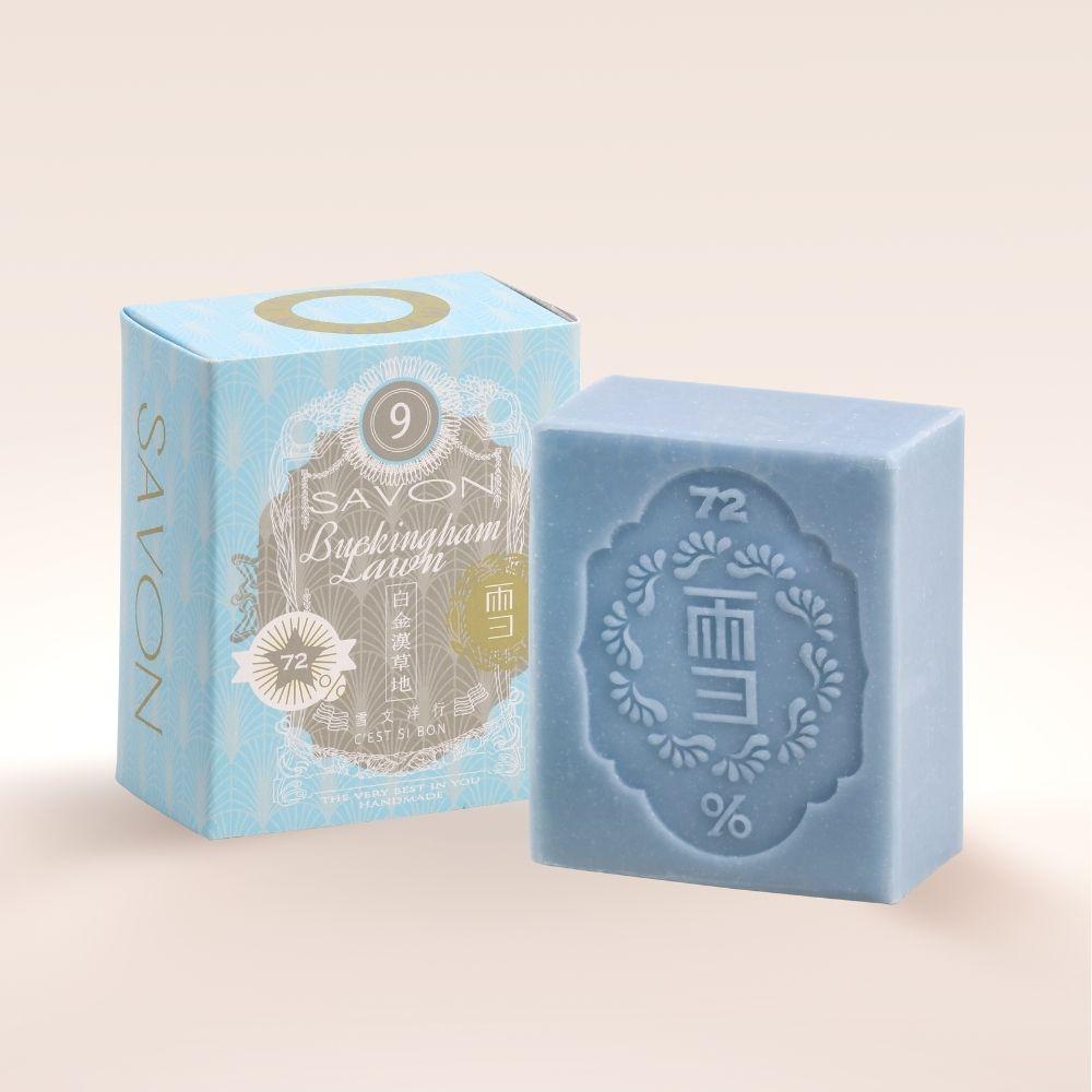 雪文洋行 潤澤香氛皂 No.009 白金漢草地 (L)