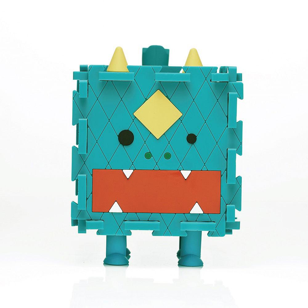 Dotfuns|Monster Box 怪獸存錢置物盒(綠)