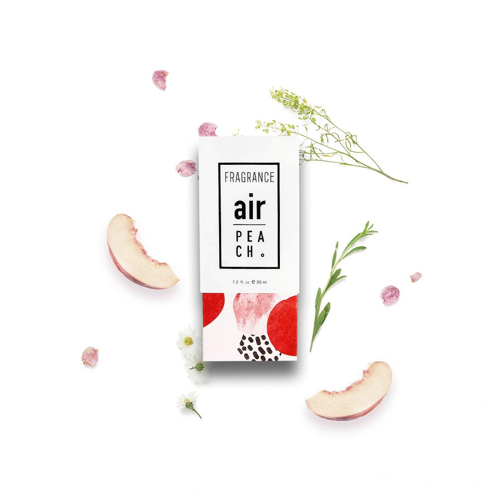 Fitsense|AIR 輕香氛(蜜情朵朵)-蜜桃香