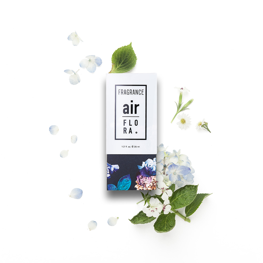 Fitsense|AIR 輕香氛(靜逸花叢)-花蝴蝶柑