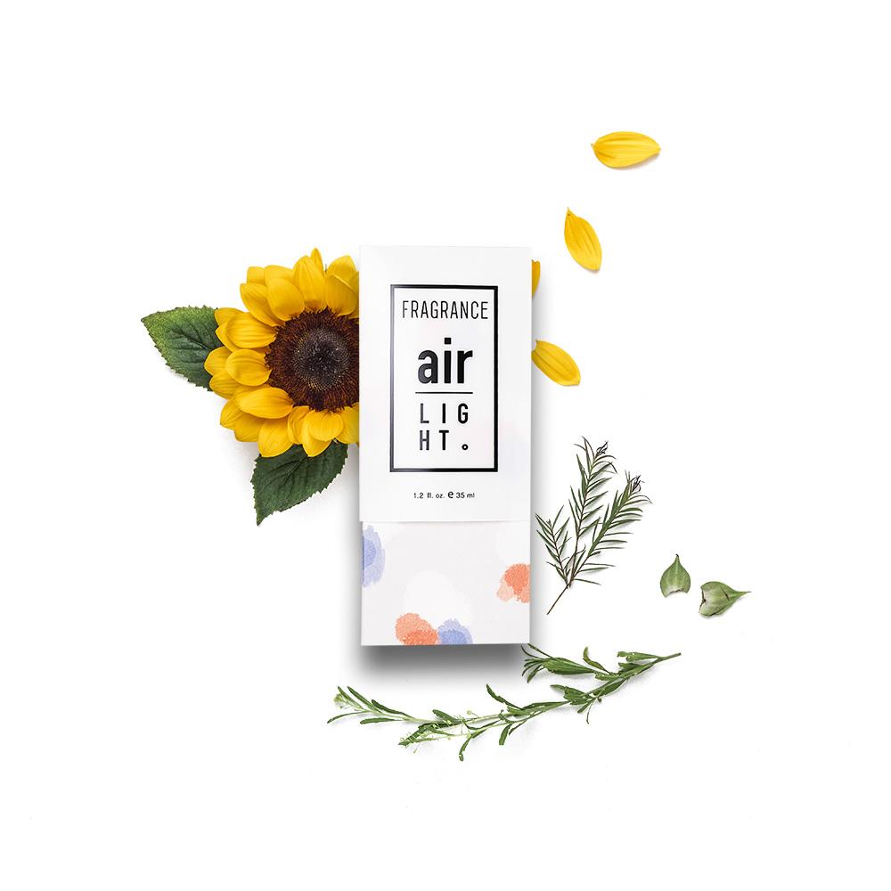 Fitsense AIR 輕香氛(夏日微光)-向日葵綠茶
