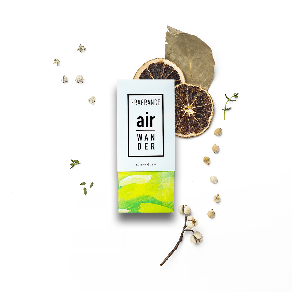 Fitsense|AIR 輕香氛(雲夢之柚)-柚香