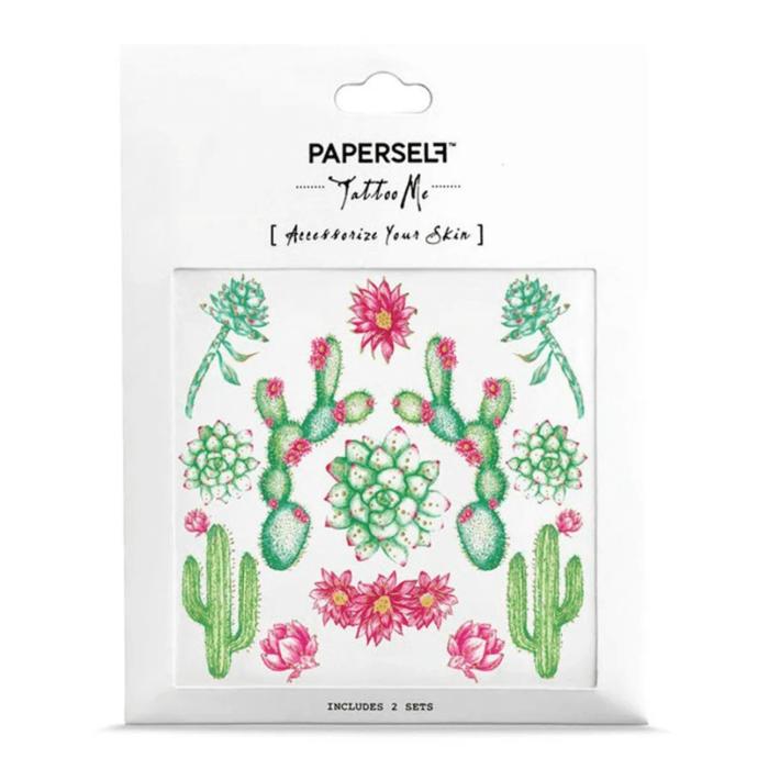 PAPERSELF|仙人掌 CACTUS 2(金)