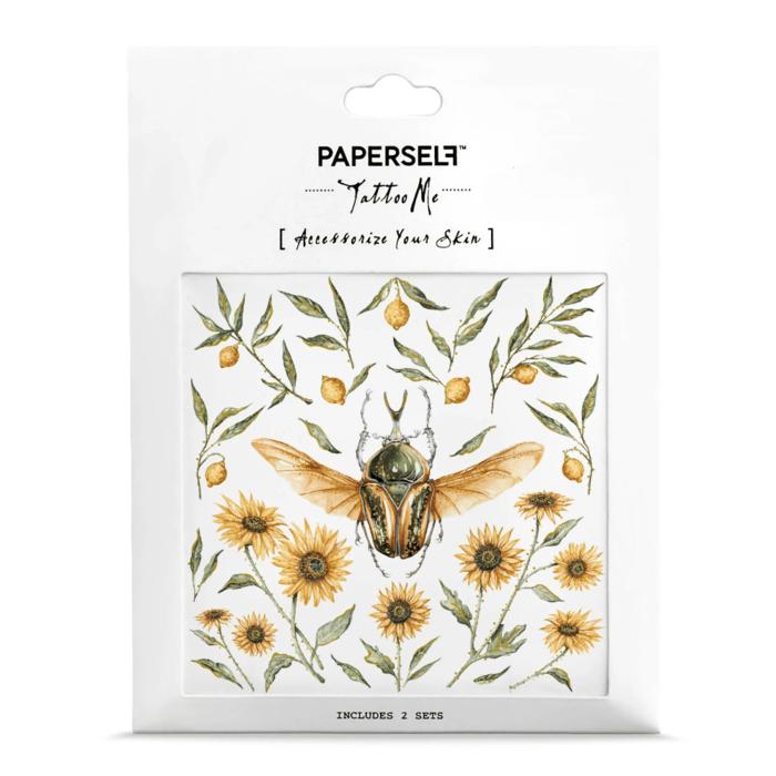 PAPERSELF 春日獨角仙Beetle(金)