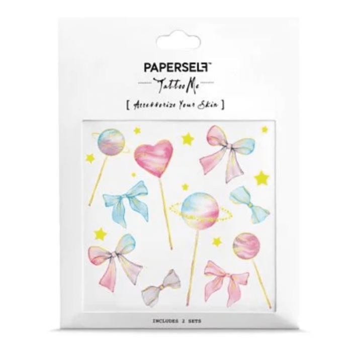 PAPERSELF 甜美棒棒糖 Lollipops(金)