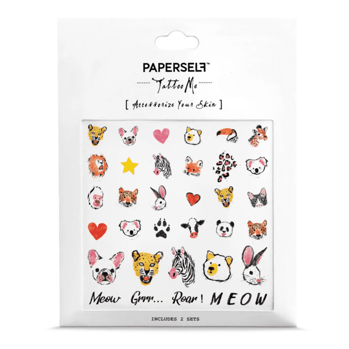 PAPERSELF|動物派對zoo(金)