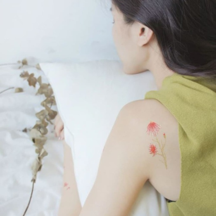 PAPERSELF|野地彼岸花Orange Flowers(金)