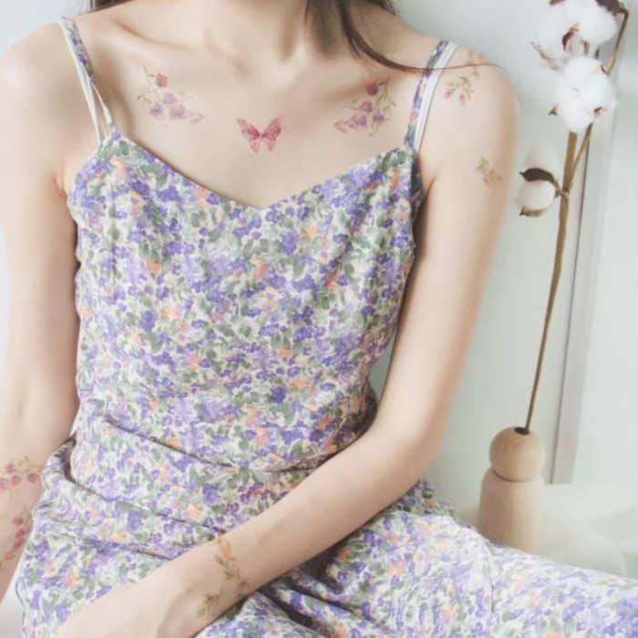 PAPERSELF|藤葉花園Butterflies in the Garden(金)
