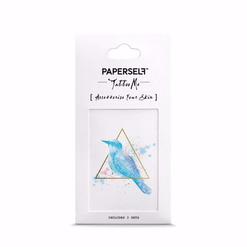 PAPERSELF 精靈鳥 Blue Bird(金)
