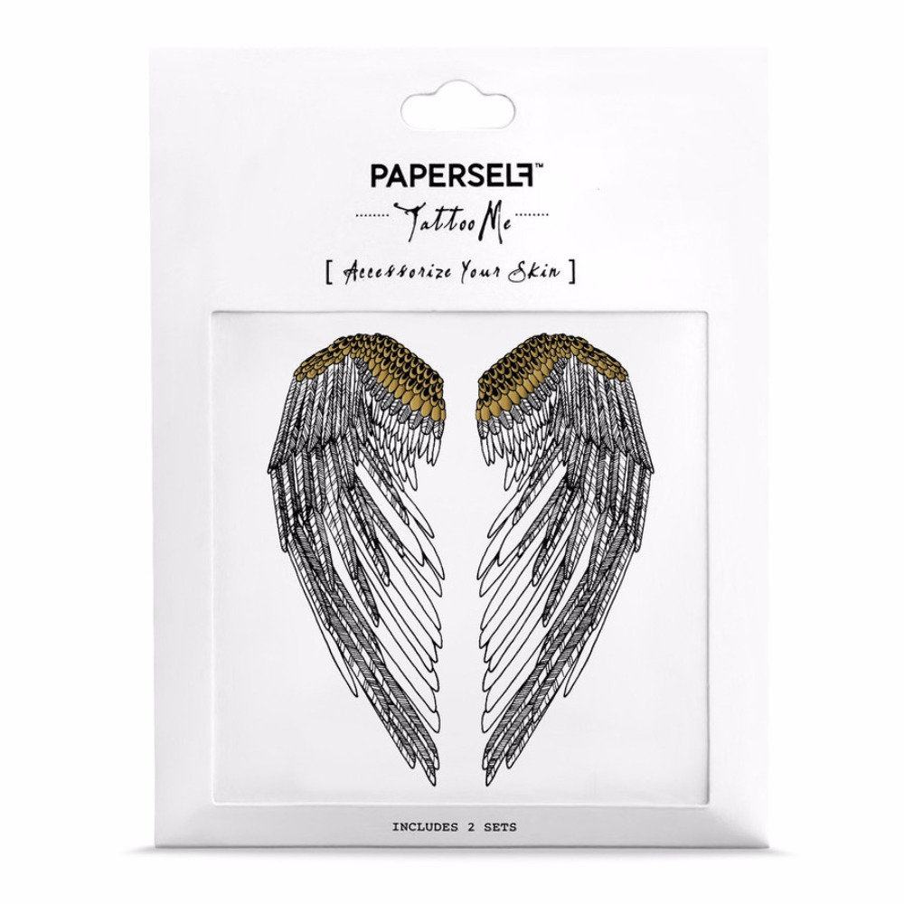 PAPERSELF|天使之翼 Wings(金)