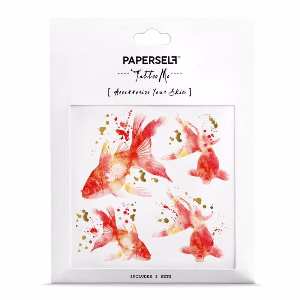 PAPERSELF|金魚 Rouge : Goldfish(金)