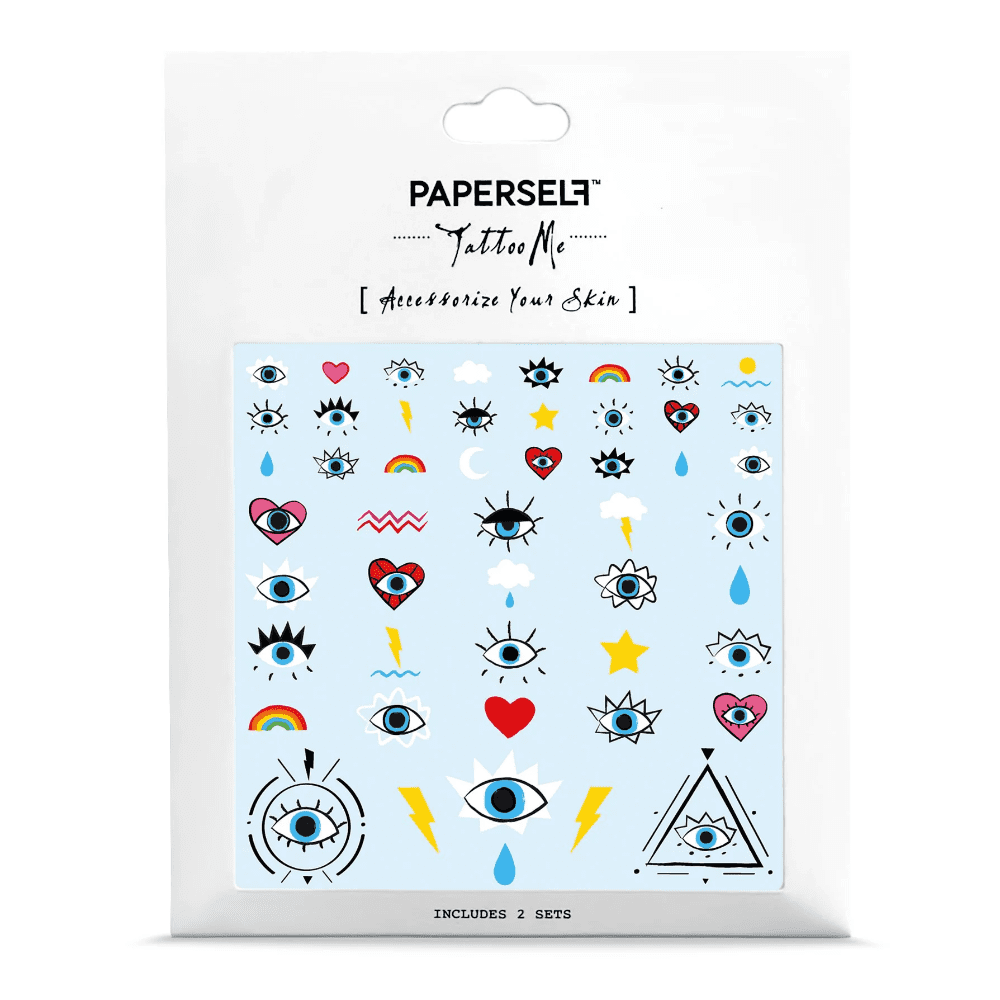 PAPERSELF|小惡魔之眼Not so evil eyes(金)