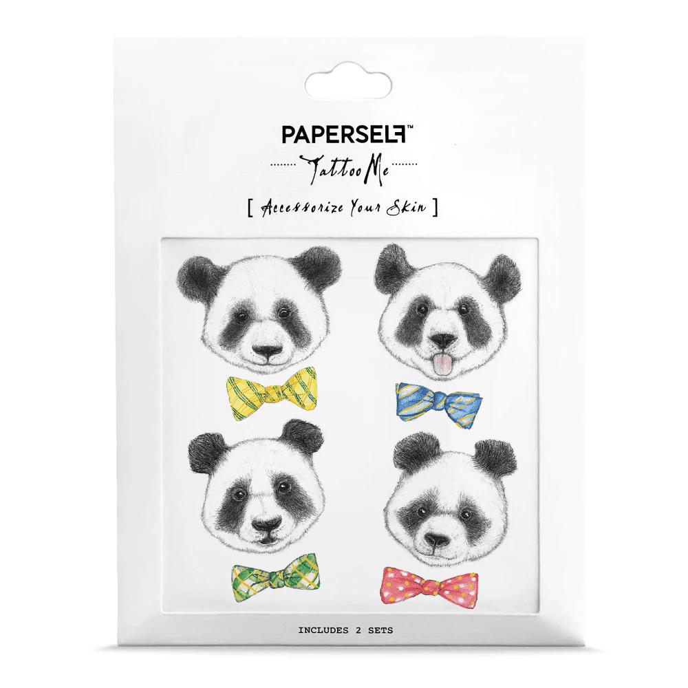 PAPERSELF|熊貓 Pandas(金)