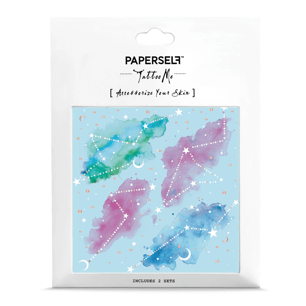 PAPERSELF 星河夜空 Night Sky(金)