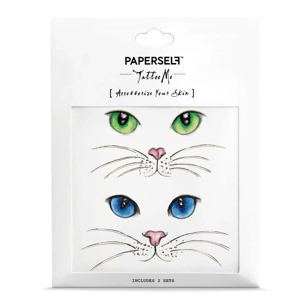 PAPERSELF|貓眼 CAT EYES(金)