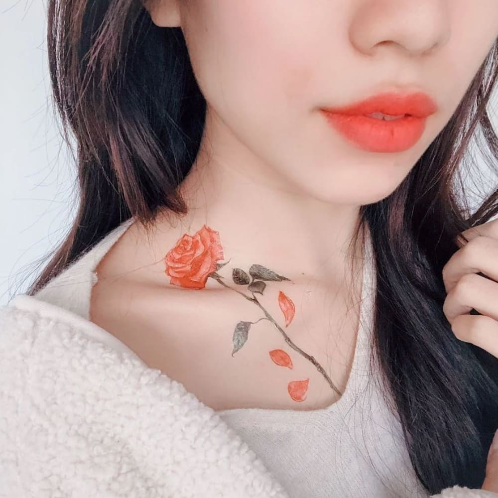 PAPERSELF|古典玫瑰English Rose(金)