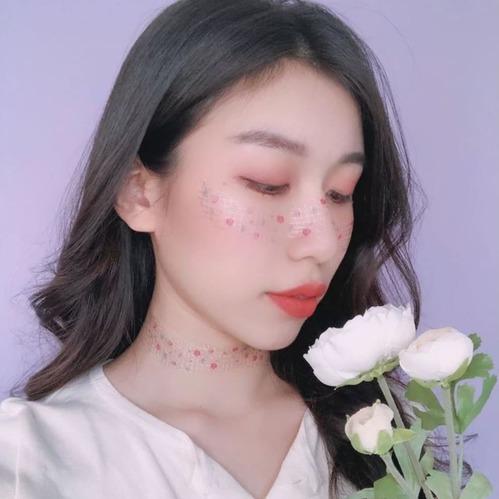 PAPERSELF 小花雀斑Flower Freckles(金)