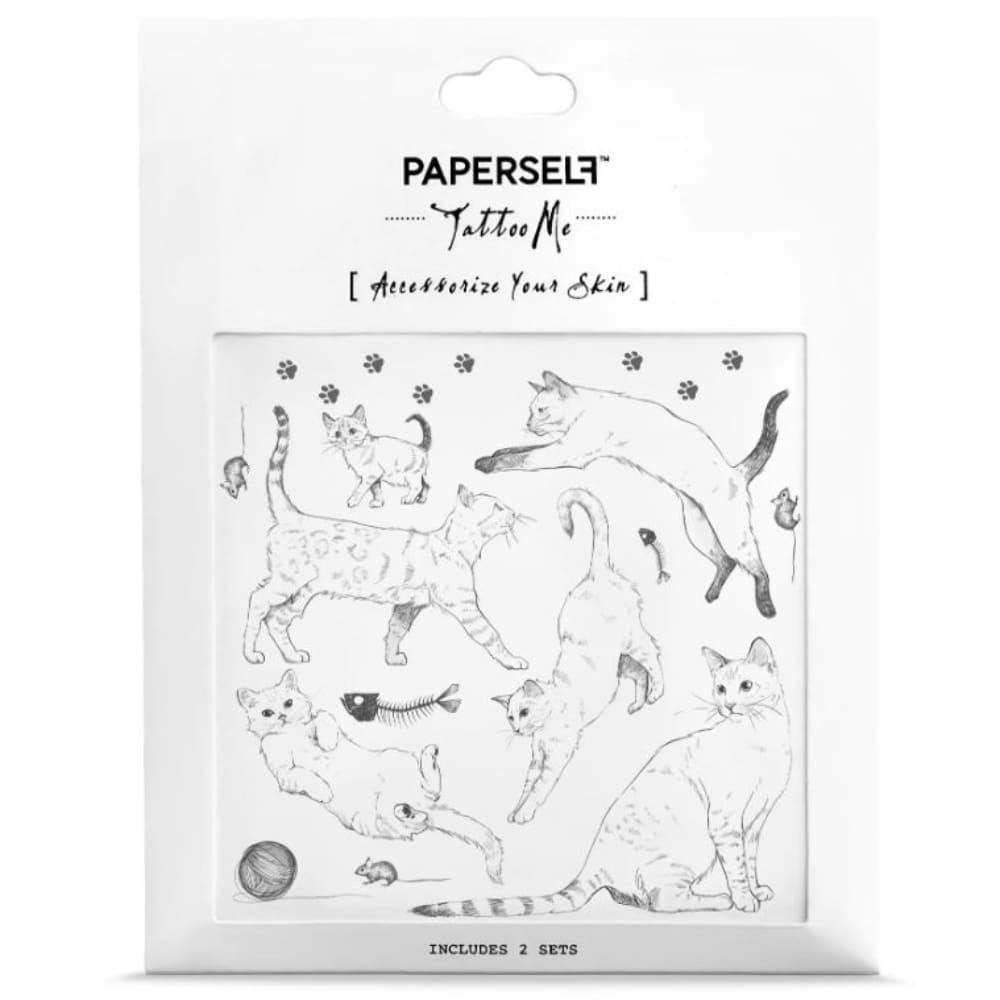 PAPERSELF 養貓日記Meow(金)